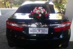 Rental-Mobil-Camry-Pernikahan-3