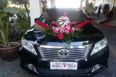Rental-Mobil-Camry-Pernikahan-4