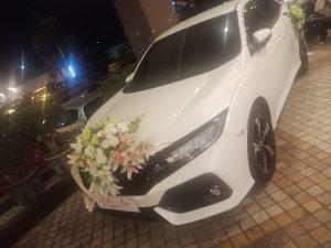 Santana Rental Mobil Pernikahan Civic Hatchback Solo
