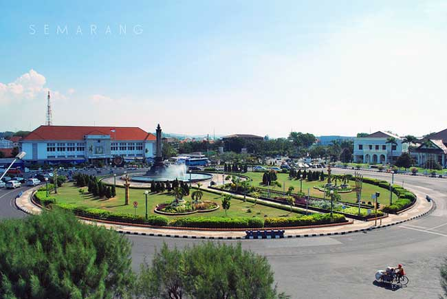 Destinasi Wisata Kota Semarang