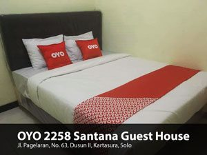 Santana Guest House Solo - OYO Room Indonesia