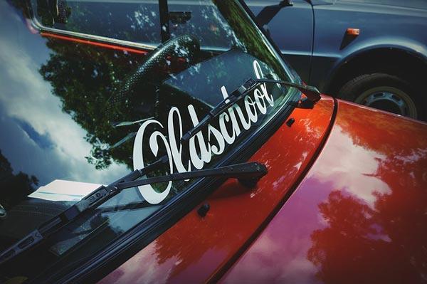 Santana Sewa Mobil Solo - Kaca Mobil Selalu Bersih Selama PSBB