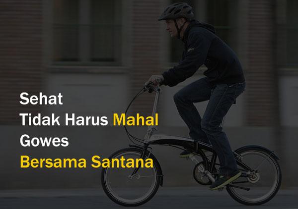Santana Rental Mobil Solo - Sehat Tidak Harus Mahal